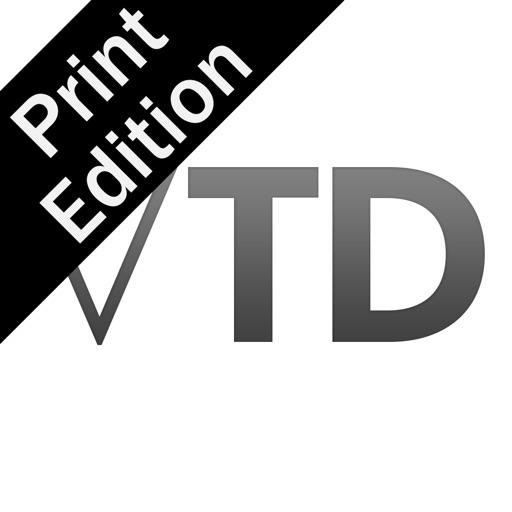Visalia Times-Delta Print iOS App
