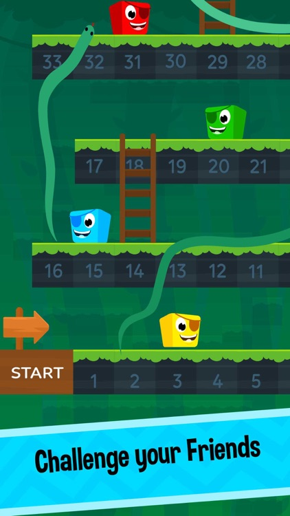 Snakes and Ladders #