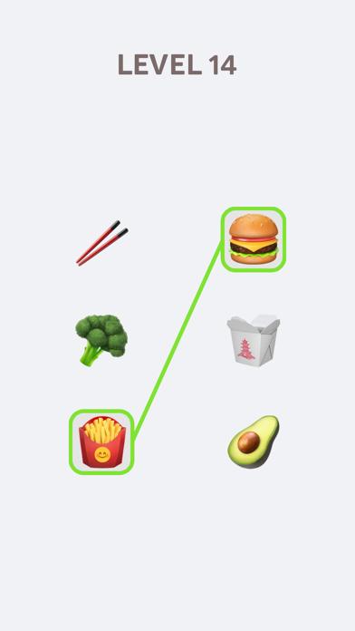 Emoji Puzzle! iphone captures décran