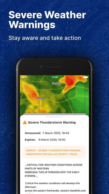 NOAA Realtime Weather Radar screenshot-3