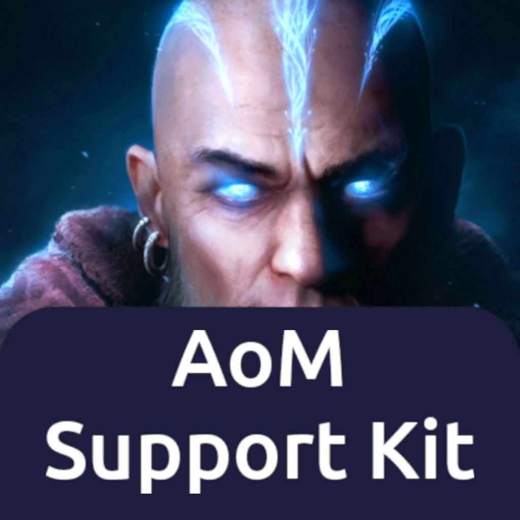 AoM  Support Kit hack