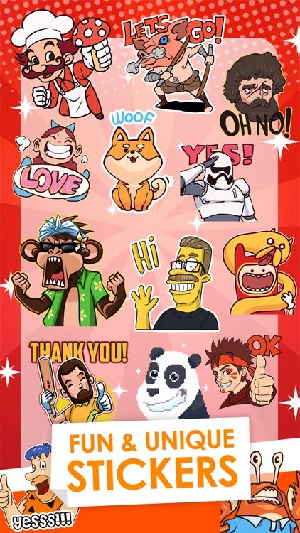 Sticker Maker* screenshot-9