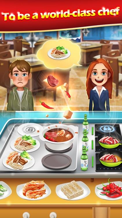 Crazy Cooking Chef: Fever Game screenshot-3