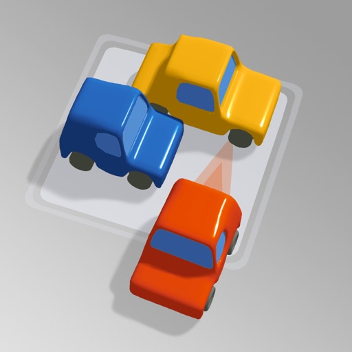 Parking Jam 3D free software for iPhone and iPad