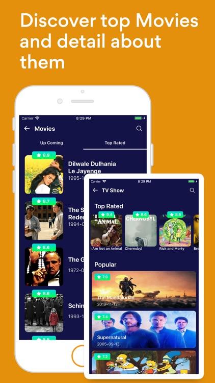 Box Loca & Movie 123Play screenshot-5