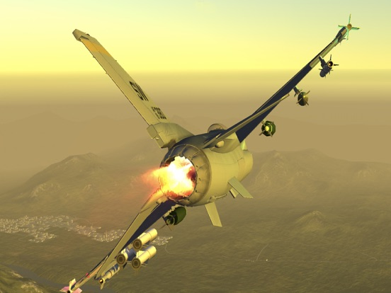 Armed Air Forces - Jet Fighterのおすすめ画像6