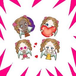 Cupida Stickers