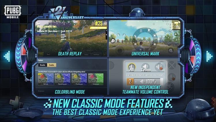 PUBG MOBILE - 2nd Anniversary screenshot-7