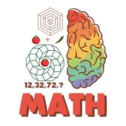 Brain Math Puzzle Riddles quiz