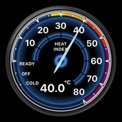 Heat index - HI