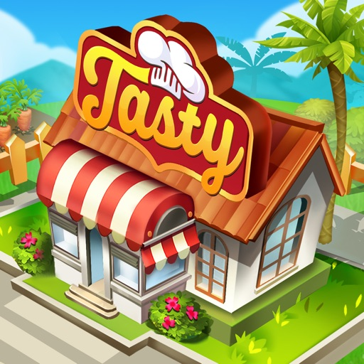 Tasty Town - The Cooking Game