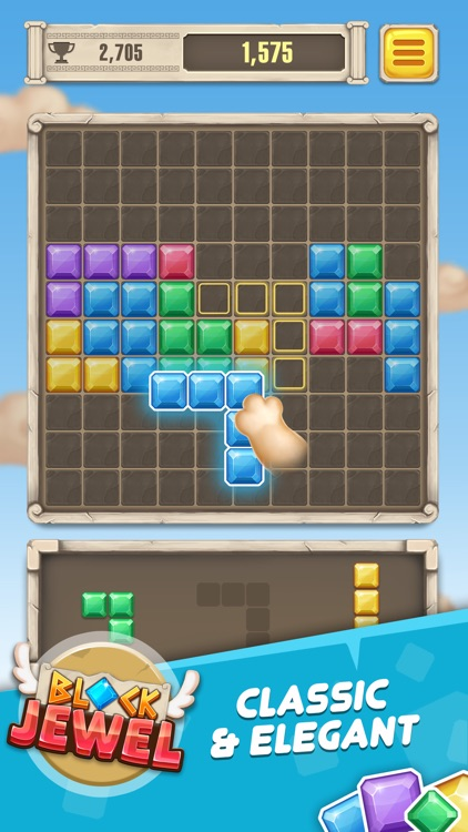 Block Jewel Puzzle: Gems Blast screenshot-5
