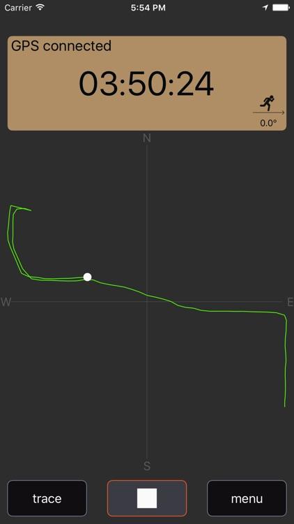 Jogging app screenshot-3