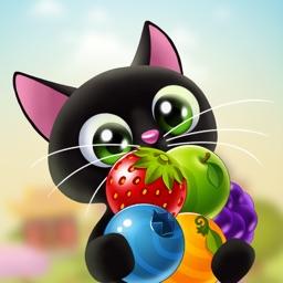 Fruity Cat Pop:  jeu de boules