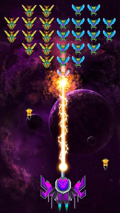 Galaxy Attack: Alien Shooter screenshot-3
