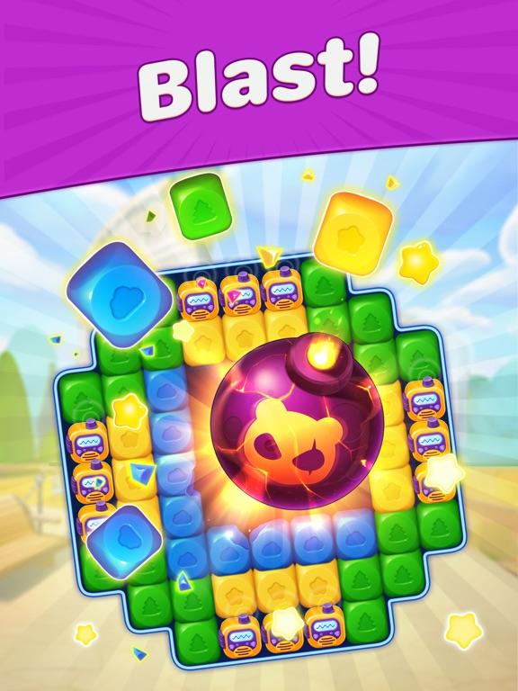 Travel Blast: Puzzle Adventureのおすすめ画像12