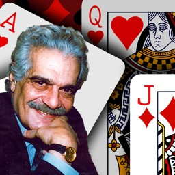 Omar Sharif Bridge Card Game
