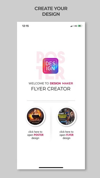 Poster Maker - Flyer Creator screenshot-6