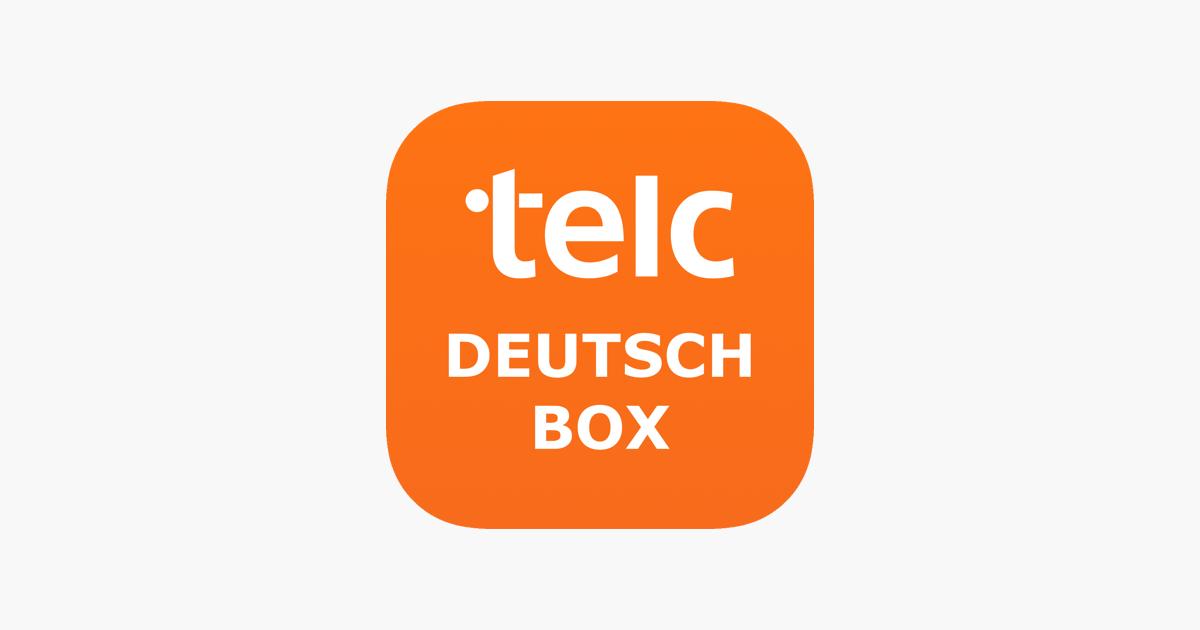 Telc Deutsch Box On The App Store