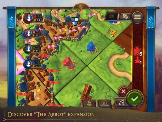 Carcassonne – Tiles & Tactics screenshot 15