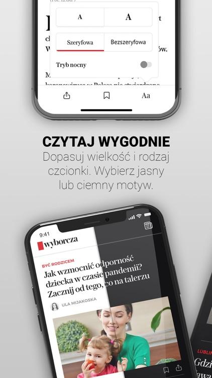 Gazeta Wyborcza: Polska, świat screenshot-3
