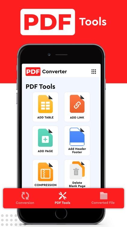 PDF Converter to JPEG & Word screenshot-4