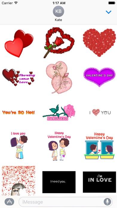 Sweet Love In Valentine's Day screenshot 1