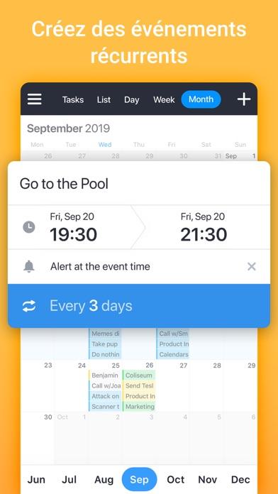 Calendars 5 par Readdle