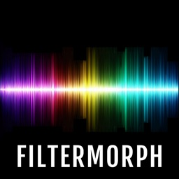FilterMorph AUv3 Audio Plugin