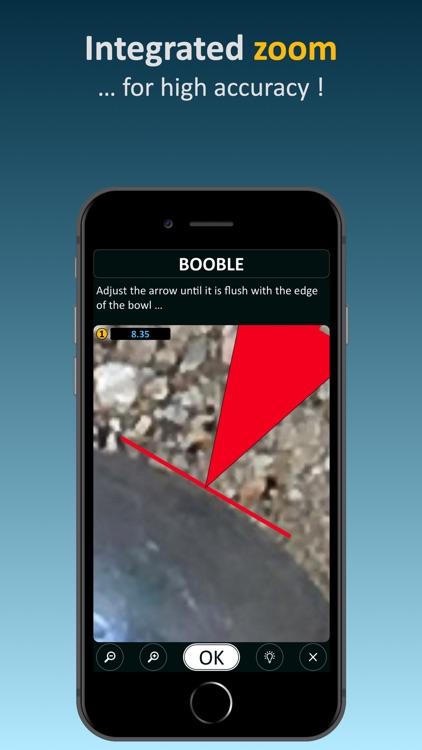 Booble (for petanque game) screenshot-4