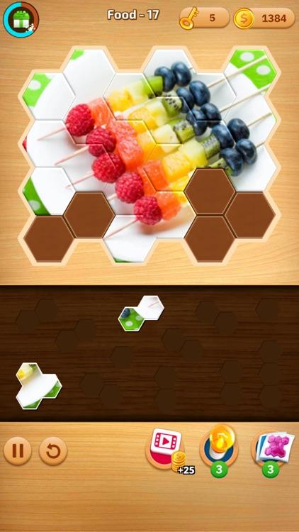 Jigsaw Puzzles Hexa Ⓞ screenshot-8