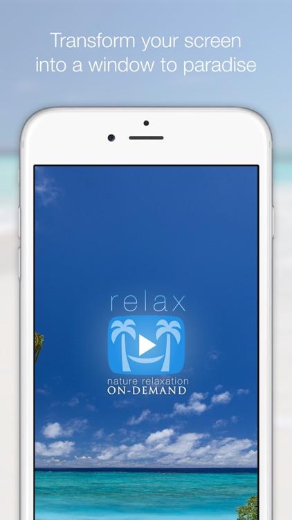 Nature Relaxation On-Demand screenshot-0