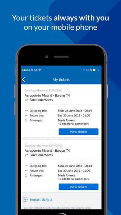 ALSA: Buy bus tickets for Windows