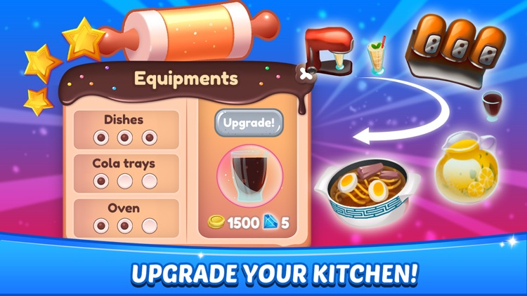 Chef Craze - Food Cooking Game