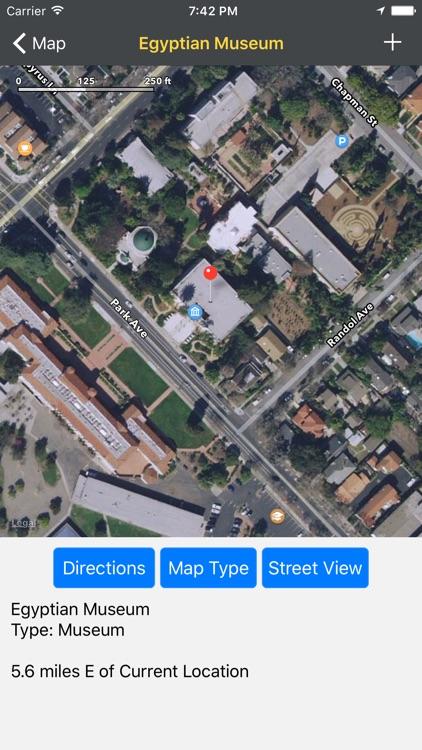 QuickMap USA screenshot-3