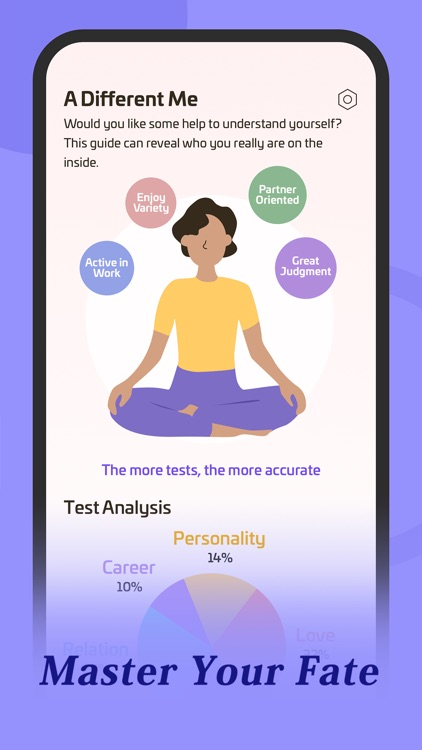 Insight Me-Meditation&Predict screenshot-5
