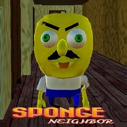 #1 Sponge Evil Escape 3D