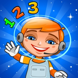 Jack in Space. Preschool learn