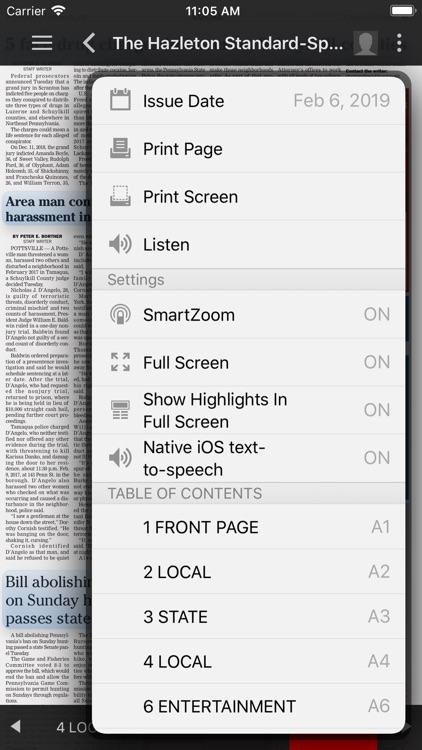 Standard-Speaker screenshot-4