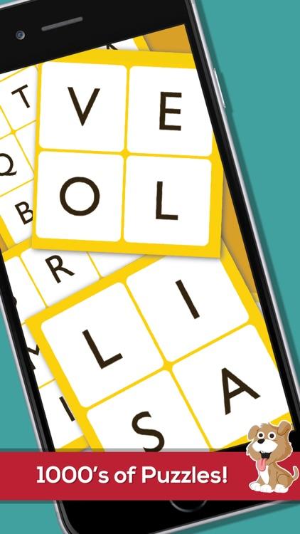 Word Trek - Word Block Puzzles screenshot-4