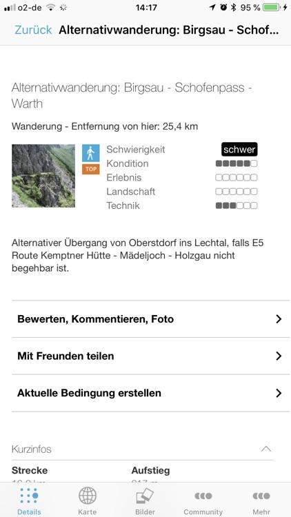 AbenteuerWege: Karten & Route screenshot-3