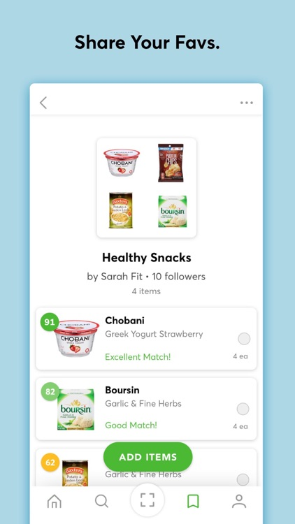ShopWell - Better Food Choices screenshot-9