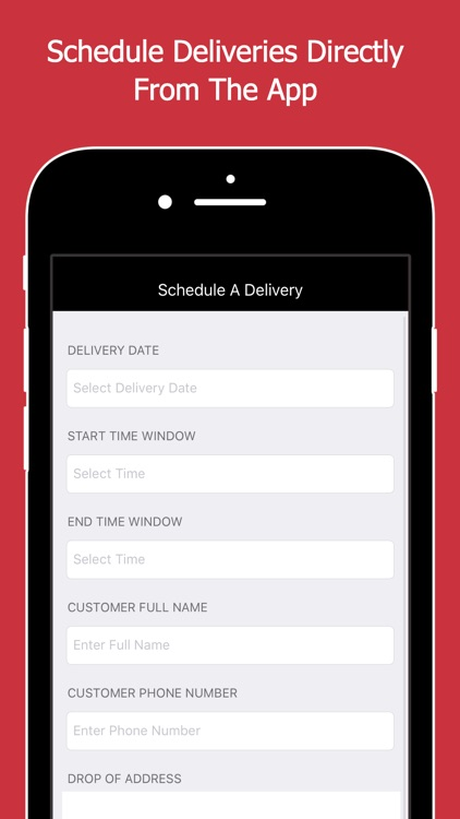 PinPoint Pro Delivery Tracking