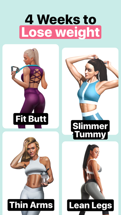 SheFit - Weight Loss Workouts wiki review and how to guide