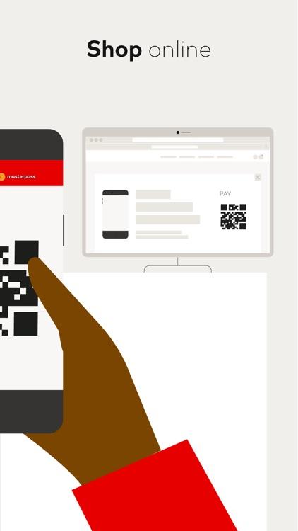 VodaPay Masterpass screenshot-5