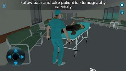Hospital Sim: Emergency DoctorScreenshot of 2