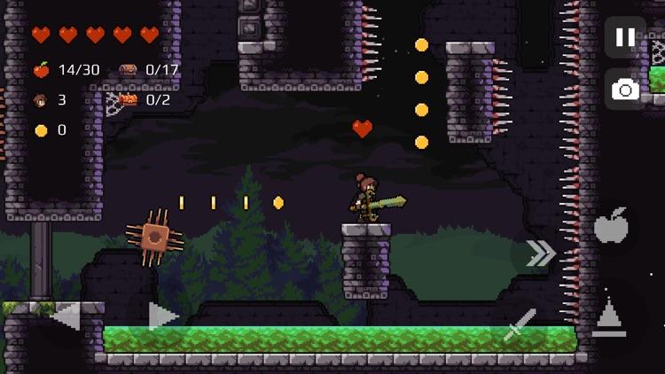 Apple Knight screenshot-5