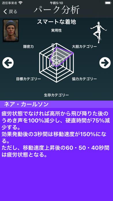 iPerk for DBDのおすすめ画像7