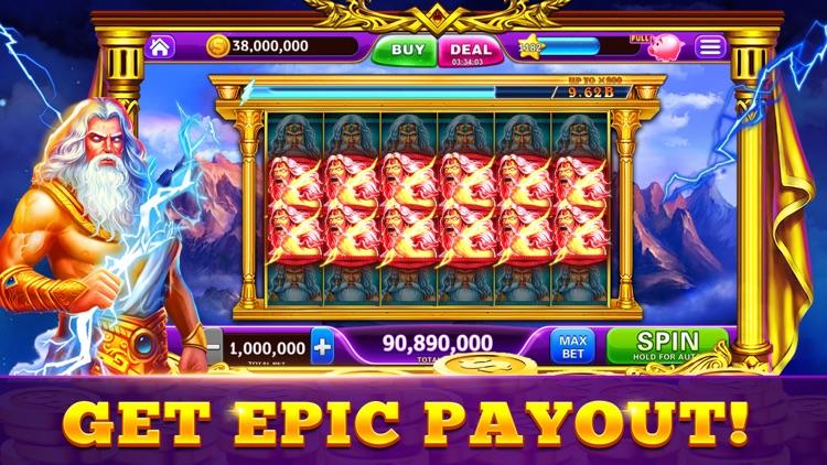 Trillion Cash-Vegas Slots Game screenshot-3