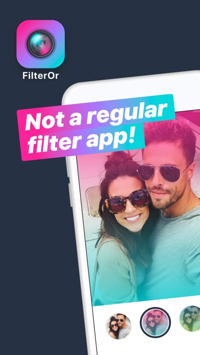 Screenshot for Filter Or Hide your photos in Indonesia App Store